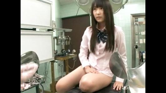 【鬼畜産婦人科医】純情可憐な黒髪美少女の体を弄んで生チン中出し : エロ動画 風俗汁